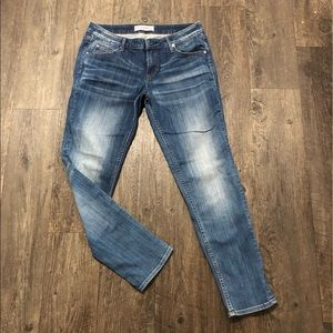 Maurice Jeans skinny fit true blue